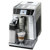 Кофемашина DELONGHI ECAM 650.55.MS, 1350 Вт, объем 2,0 л, емкость для зерен 400 г, автоматический капучинатор, серебристая, ECAM650.55.MS