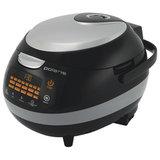 Мультиварка POLARIS PMC 0566D, 860 Вт, 5 л, 18 программ, таймер, антипригарное покрытие чаши, черная