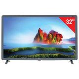 "Телевизор LG 32LK615B, 32"" (81 см), 1366х768, HD, 16:9, Smart TV, Wi-Fi, черный"