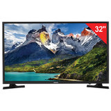 "Телевизор SAMSUNG 32N5300, 32"" (81 см), 1920x1080, Full HD, 16:9, Smart TV, Wi-Fi, черный"