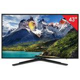 "Телевизор SAMSUNG 43N5500, 43"" (108 см), 1920x1080, Full HD, 16:9, Smart TV, Wi-Fi, черный"