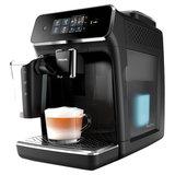 Кофемашина PHILIPS EP2231/40,1850 Вт, 15 бар, объем 1,8 л, емкость д/зерен 250 г, авто капучинатор, черная