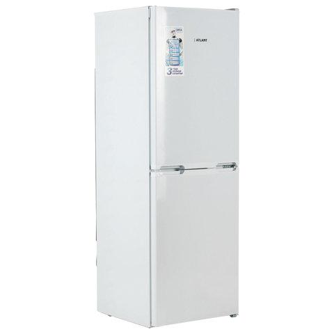 Холодильник ATLANT ХМ 4210-000, двухкамерный, объем 212 л, нижняя морозильная камера 80 л, белый