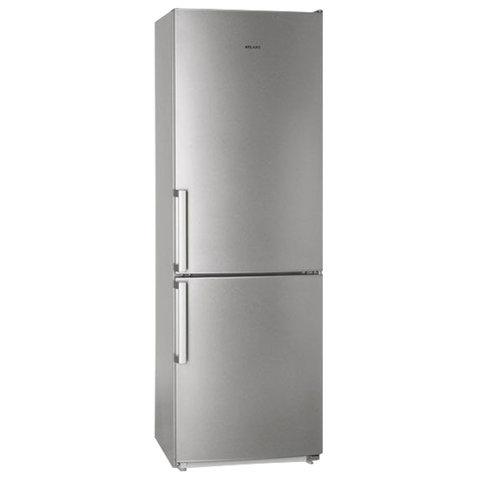 Холодильник ATLANT ХМ 4421-080N, двухкамерный, объем 312 л, нижняя морозильная камера 82 л, серый, 144461