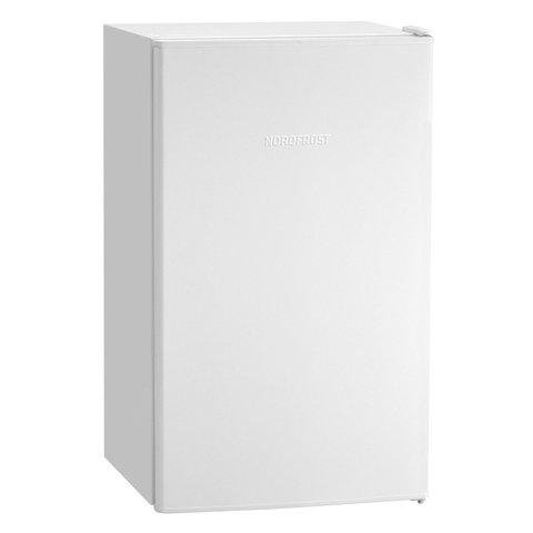 Холодильник NORDFROST NR 507 W, однокамерный, объем 111 л, без морозильной камеры, белый, ДХ 507 012