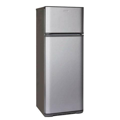 Холодильник БИРЮСА M135, двухкамерный, объем 300 л, верхняя морозильная камера 60 л, серебро, Б-M135