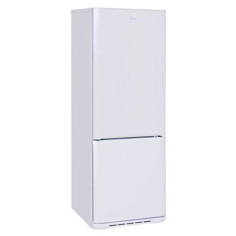 Холодильник БИРЮСА 133, двухкамерный, объем 310 л, нижняя морозильная камера 100 л, белый, Б-133
