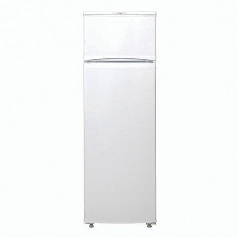 Холодильник САРАТОВ 263 КШД-200/30, двухкамерный, объем 195 л, верхняя морозильная камера 30 л, белый