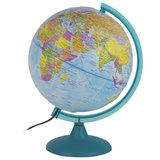 Глобус политический/физический диаметр 250 мм, рельефный, с подсветкой, 105447