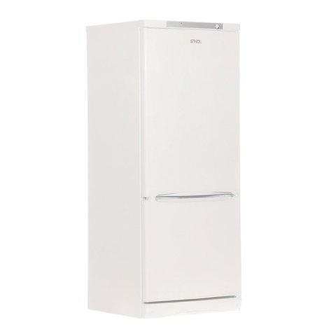 Холодильник STINOL STS 150, общий объем 263 л, нижняя морозильная камера 72 л, 60x62x150 см, белый