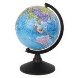 """Глобус политический GLOBEN """"Классик"""", диаметр 210 мм, рельефный, К022100200"""