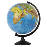 """Глобус физический GLOBEN """"Классик"""", диаметр 320 мм, К013200015"""