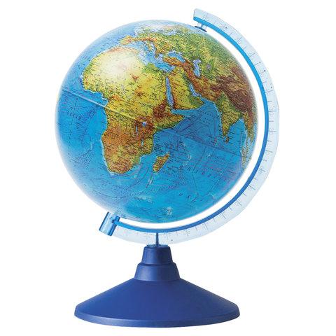 Глобус физический Globen Классик Евро, диаметр 150 мм, Ке011500196