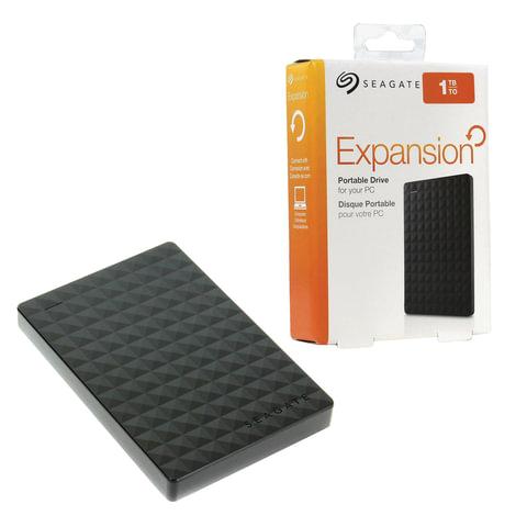 Внешний жесткий диск SEAGATE Expansion 1 ТВ, 2.5