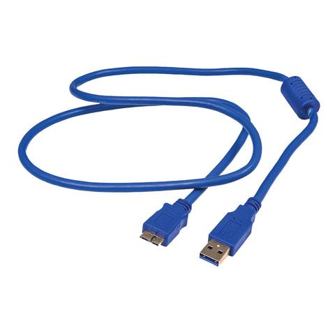 Кабель USB-microUSB 3.0, 1,8 м, DEFENDER, для подключения портативных устройств и периферии, 87449
