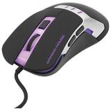 Мышь проводная игровая GEMBIRD MG-520, USB, 5 кнопок + 1 колесо-кнопка, оптическая, черная