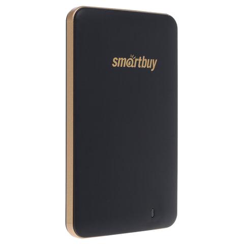 Внешний SSD накопитель SMARTBUY S3 Drive 256GB, 1.8