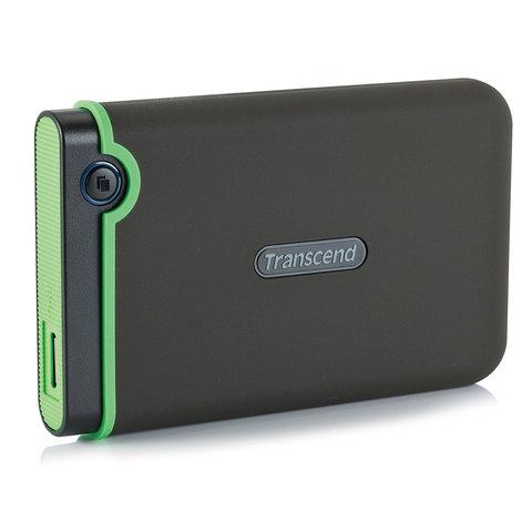 Внешний жесткий диск TRANSCEND StoreJet 25M3S 1TB, 2.5