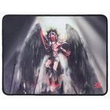 Коврик для мыши игровой DEFENDER Angel of Death M, ткань + резина, 360x270x3 мм, 50557