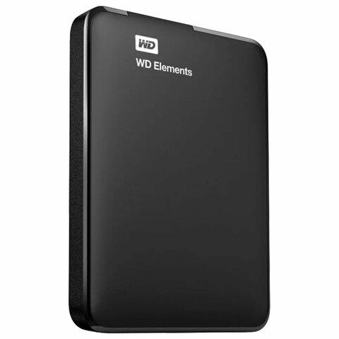 Внешний жесткий диск WD Elements Portable 1TB 2.5