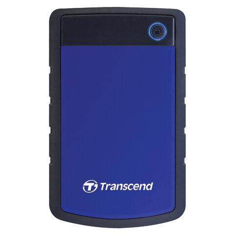 Внешний жесткий диск TRANSCEND StoreJet 1TB, 2.5