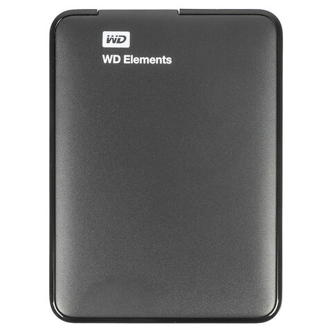 Внешний жесткий диск WD Elements Portable 1TB, 2.5