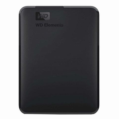 Внешний жесткий диск WD Elements Portable 4TB, 2.5
