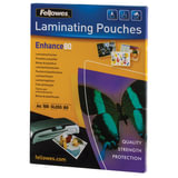 Пленки-заготовки для ламинирования FELLOWES, комплект 100 шт., для формата А4, 80 мкм, FS-53061