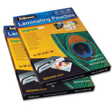Пленки-заготовки для ламинирования FELLOWES, комплект 100 шт., для формата А4, 100 мкм, FS-53511