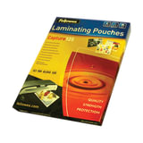 Пленки-заготовки для ламинирования FELLOWES, комплект 100 шт., для формата А3, 125 мкм, FS-53075