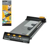 Резак FELLOWES роликовый ELECTRON, A3, длина реза 455 мм, 10 листов, комплект ножей, LED-указка реза, FS-5410501