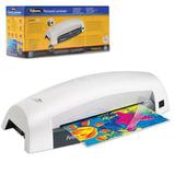 Ламинатор FELLOWES LUNAR, формат A4, толщина пленки (1 сторона) 75-80 мкм, скорость - 30 см/минуту, FS-5715601