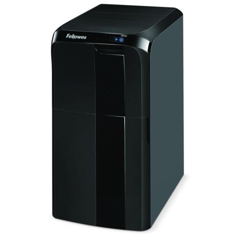 Уничтожитель (шредер) FELLOWES AutoMax 300C, для 5-10 человек, автоподача, 4 уровень секретности, 4x38 мм, 300 листов, 60 л, FS-46516