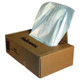 Мешки FELLOWES для уничтожителей, 165 л, комплект 50 шт., FS-36055