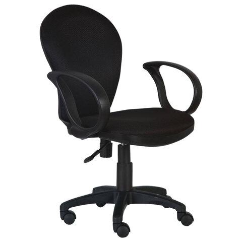 Кресло CH-687AXSN, с подлокотниками, черное, CH-687AXSN/#B