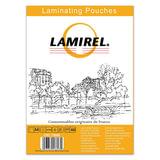 Пленки-заготовки для ламинирования LAMIREL, комплект 100 шт., для формата А4, 125 мкм, LA-78660