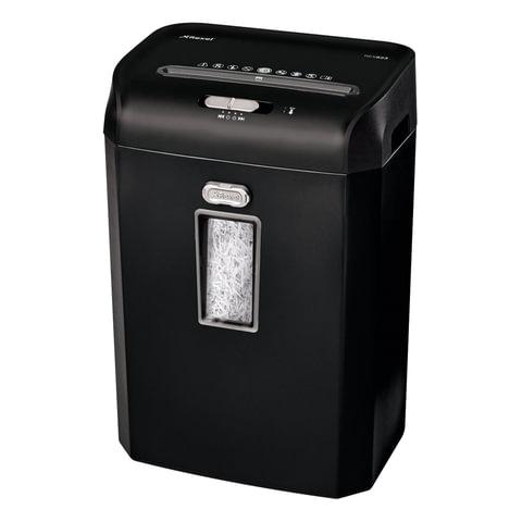 Уничтожитель (шредер) REXEL PROMAX REX623 (США), для 1-3 человек, 4 уровень секретности, 4x40 мм, 6 листов, 23 л, 2101340A