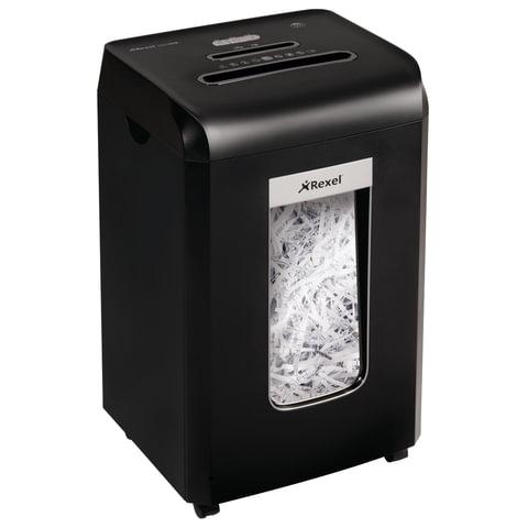 Уничтожитель (шредер) REXEL PROMAX RSS1838 (США), для 3-5 человек, 2 уровень секретности, 6 мм, 18 листов, 38 л, 2101072A