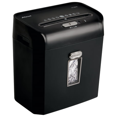 Уничтожитель (шредер) REXEL PROMAX RPS812 (США), для 1-3 человек, 2 уровень секретности, 6 мм, 8 листов, 12 л, 2101826A