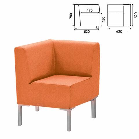 Кресло мягкое угловое