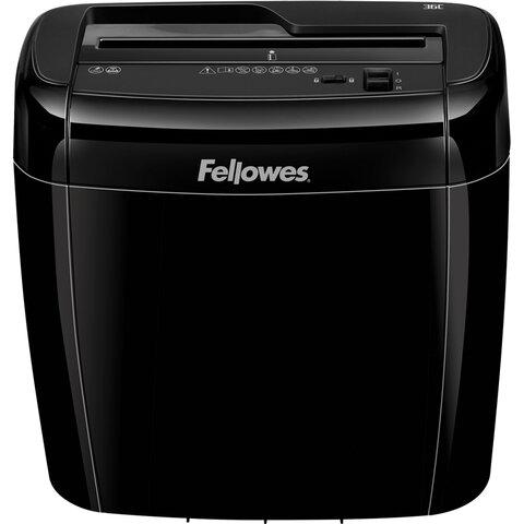 Уничтожитель (шредер) FELLOWES 36С, 4 уровень секретности, 4x40 мм, 6 листов, 12 литров, FS-47003