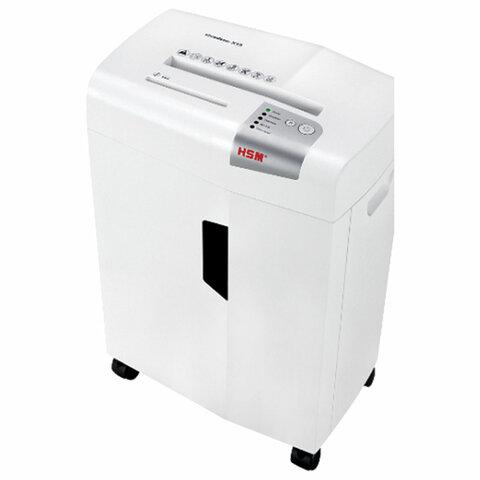 Уничтожитель (шредер) HSM SHREDSTAR X15-4.0x37, 4 уровень секретности, 4x37 мм, 15 листов, 26 литров, 1030121