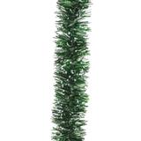 "Гирлянда ""Изумруд"", 1 штука, диаметр 100 мм, длина 2 м, зеленая голография, Г-252"