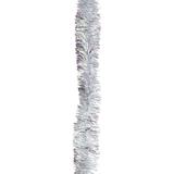 "Гирлянда ""Норка 1"", 1 штука, диаметр 50 мм, длина 2 м, перламутровая, серебро, Г-214/1"