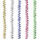 "Мишура ""Искорка"", 1 штука, диаметр 20 мм, длина 2 м, ассорти 5 цветов, М-117"