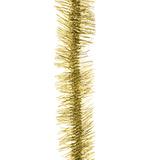 Мишура № 22, 1 штука, диаметр 75 мм, длина 2 м, золото, М-128/2