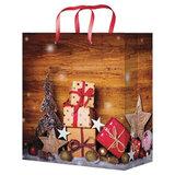 """Пакет подарочный 32,4х44,5х10,2 см, """"Новогоднее чудо"""", ламинированный, ПКП-8893"""