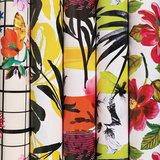 "Бумага упаковочная мелованная 70х100 см ЗОЛОТАЯ СКАЗКА ""Vintage Flowers"", 5 дизайнов, 70 г/м<sup>2</sup>, 591587"