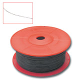 Пломбировочная проволока двужильная, нержавеющая, диаметр 0,75 мм, длина 400 м