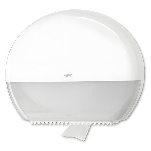 Диспенсер для туалетной бумаги TORK (Система T1)  Elevation, белый, (бумага 124548), 554000